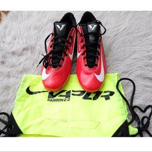 b2e6c4b67 Nike Shoes - Nike VAPOR CARBON ELITE TD Football Cleats FALCONS